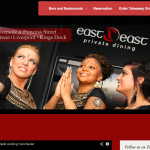 eastzeast.com EastZEast - Intellihosts Web Hosting, Design, Development and Maintenance Project