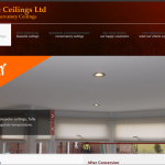 northwestceilings.co.uk Northwest Ceilings Ltd - Intellihosts Web Hosting, Design, Development and Maintenance Project