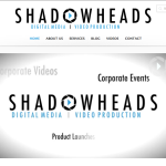 shadowheads.com ShadowHeads - Intellihosts Web Hosting, Design, Development, Maintenance and Marketing Project with SEO